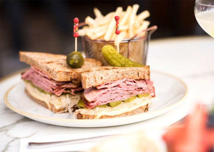 The American Dream | Sydney's Best NYC Food