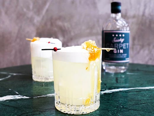 Four Pillars Gin and Drinks Lab