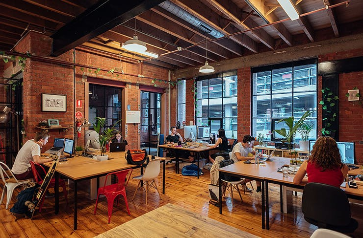 10 Melbourne Coworking Spaces That'll Make You Thirsty For Freelance