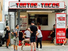 Tuck Into A Torta From Frankie's, Collingwood's Favourite Mexican Takeaway Has Just Reopened