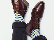 Jazz Up Dad's Sock Collection With These Fun Sustainable Socks For Father's Day