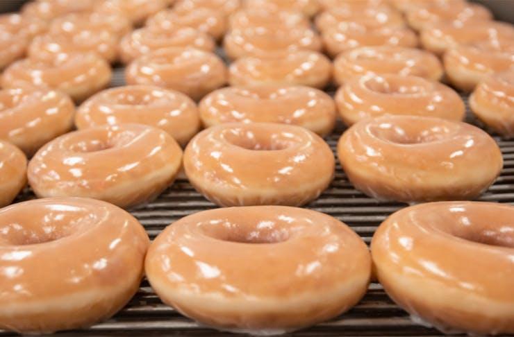 Doughnut Giveaway
