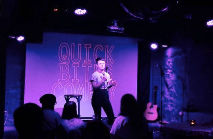 Here's Where To Watch Free Live Comedy Every Night Of The Week In Melbourne