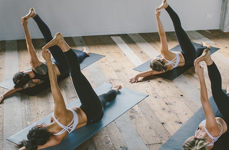 Psst! Lululemon Is Hosting FREE Yoga Tomorrow!