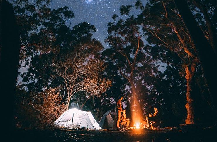 Free Camping western australia