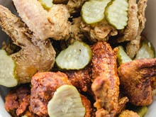 Devour Everything At This Hot Chicken Pop-Up