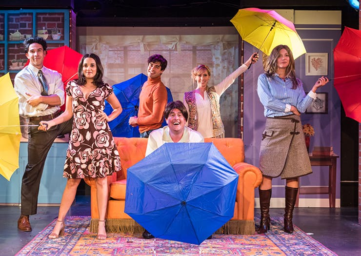 Nab Your Tickets, A Friends Musical Parody Is Hitting Melbourne This Year