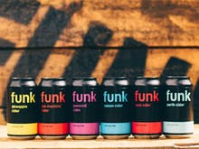 Crack A Celebratory Cider, Funk Is Opening A Second Location Just In Time For Summer