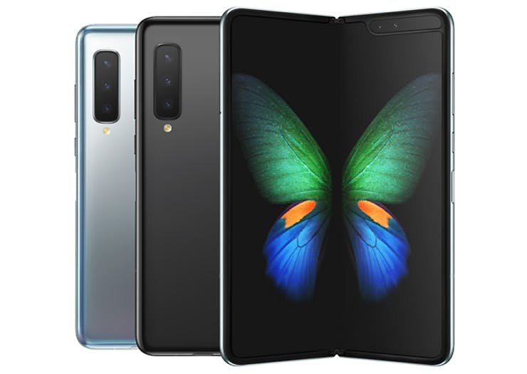 Be The Envy Of Literally Everyone As The New Samsung Foldable Phone Comes To Town