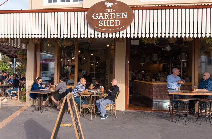 In the heart of Mt Eden, The Garden Shed has quickly become a favourite of locals and is one of the best cafes in Auckland.