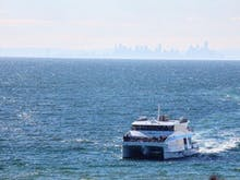 The Much-Anticipated Geelong To Melbourne Ferry Is Finally Happening