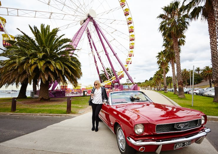 mustang tours geelong