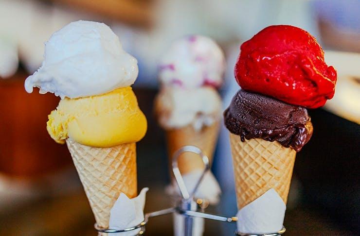 gelato sunshine coast