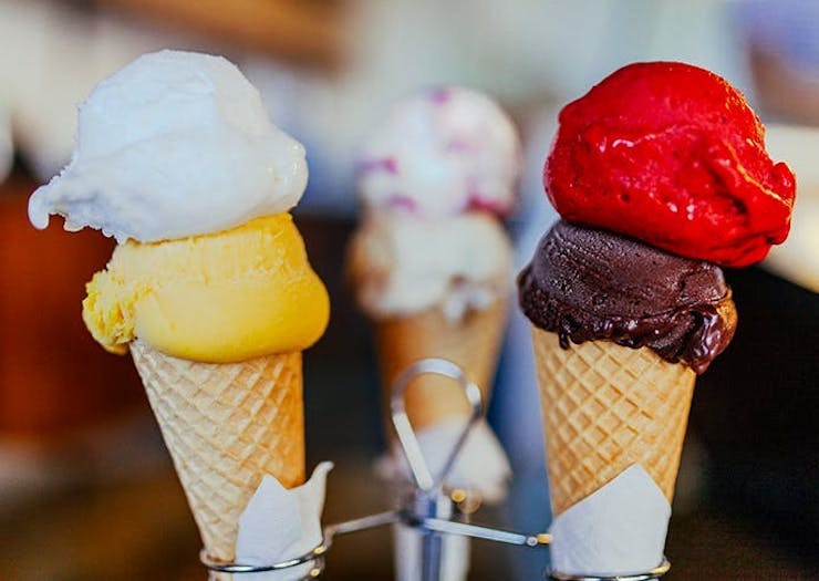 Dig Into The Sunshine Coast's Best Gelato
