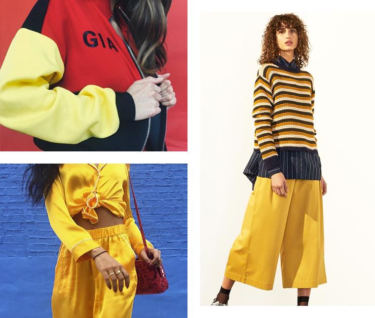 gen z yellow