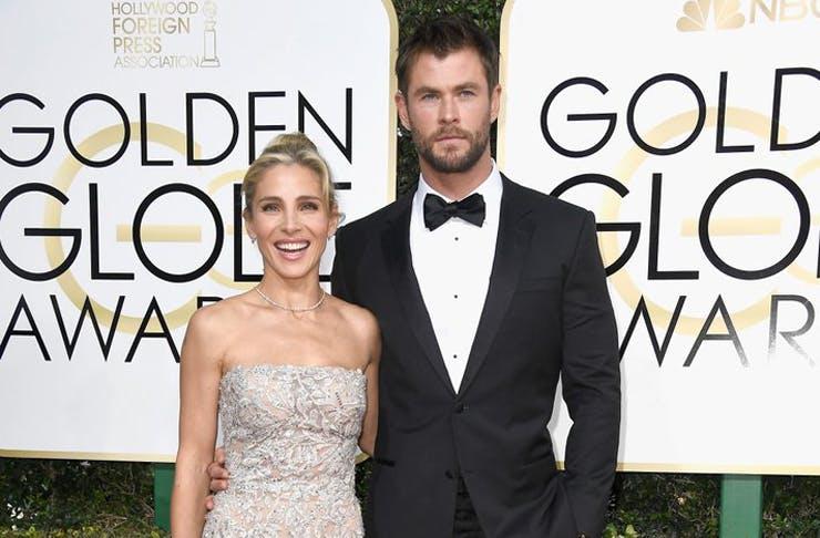 2017 Golden Globes Fashion