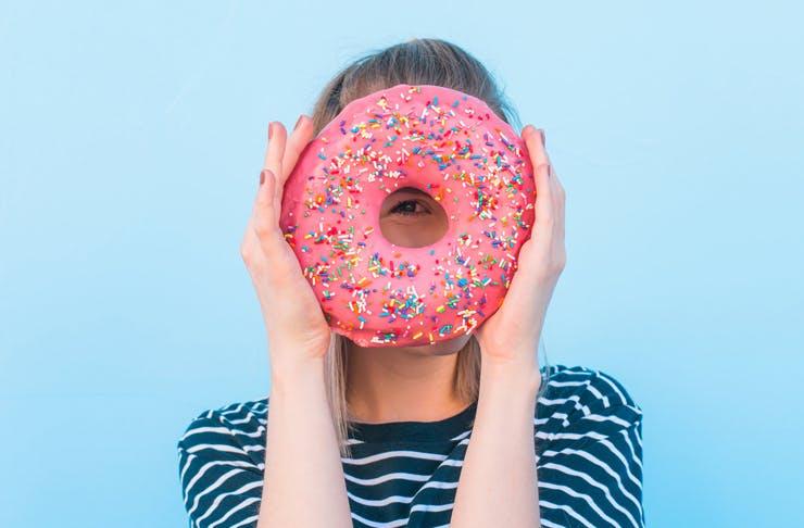 giant doughnuts doughnut time