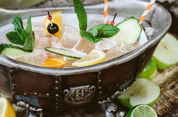 Gin bars Brisbane