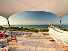 You Can Now Glamp Oceanfront On Stradbroke Island
