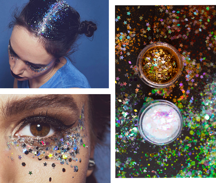 the best glitter beauty products to rock this mardi gras weekend