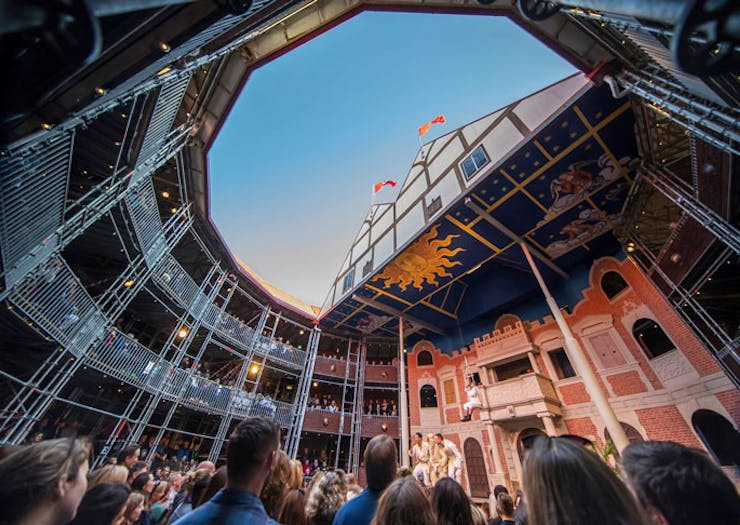 Shakespeare's Pop-Up Globe Starts This Week & You Know You Want To