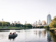 Melbourne's Eco-Friendly Picnic Boats Will Reopen This Friday