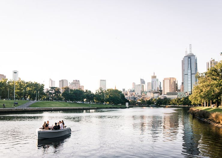 Eco-Friendly Picnic Boats Launch On The Yarra Next Month