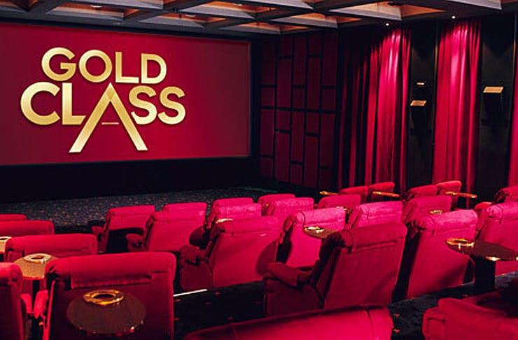 Gold Class Cinema