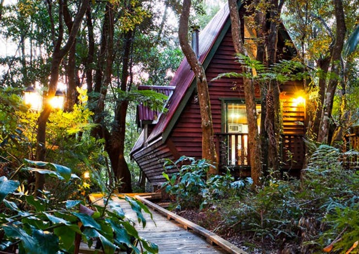 15 Cosy Cabins And Cottages On And Around The Gold Coast For A Winter Escape