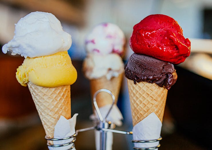 Treat Yourself At The Coast's Best Ice Cream Joints