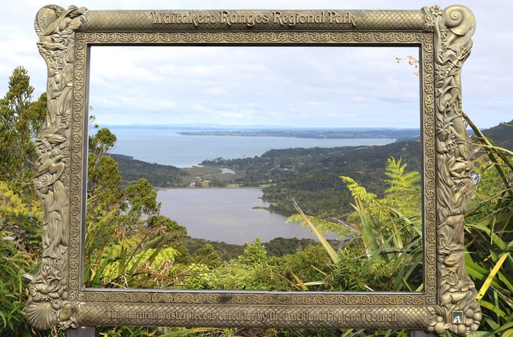 Where To Find Auckland's Golden Frames