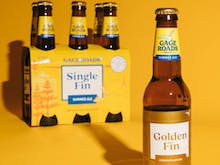 Get On The Beers And Track Down The Golden Fin To Win Free Beer For A Year