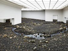 Brisbane's GOMA Will Turn Into An Indoor Riverbed This Year