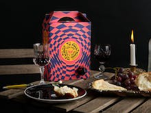Meet Gonzo Vino, The Sustainable Wine Label Making Goon Bags Cool Again