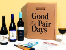 Knock Dad's Socks Off This Father's Day With The Ultimate Wine And Sock Pairing Service