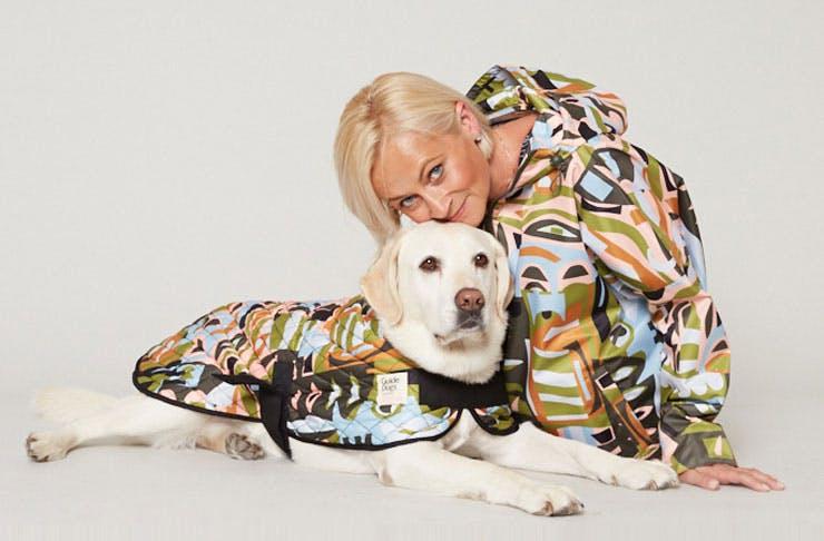 Gorman S Exclusive Puppy Raincoat Range Is Back Today