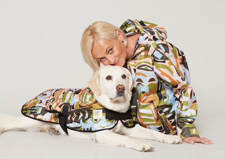 Gorman's Exclusive Puppy Raincoat Range Is Back Today