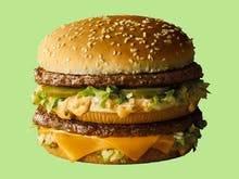 Maccas Just Released A 'Grand Big Mac' And Yep, It's Huge