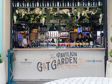 Calling All G&T Fans, A Summer Gin Garden Has Just Popped Up In Wynyard Quarter