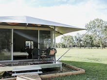 Why You Should Book This New Sunshine Coast Glamping Ground For Your Next Staycation