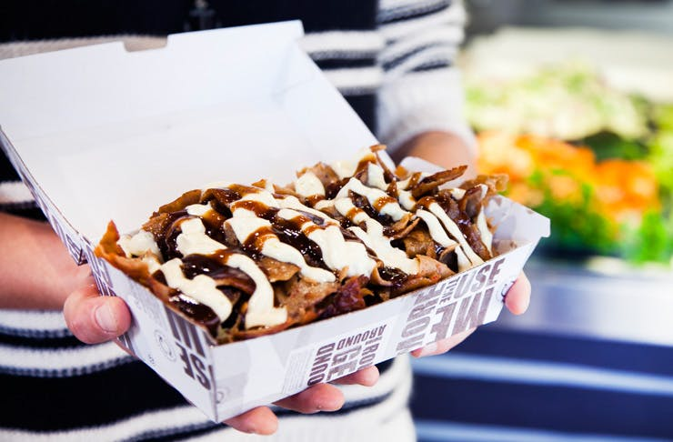 halal snack packs Sydney
