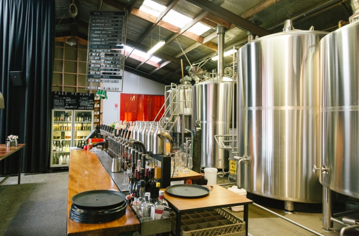 aucklands best breweries