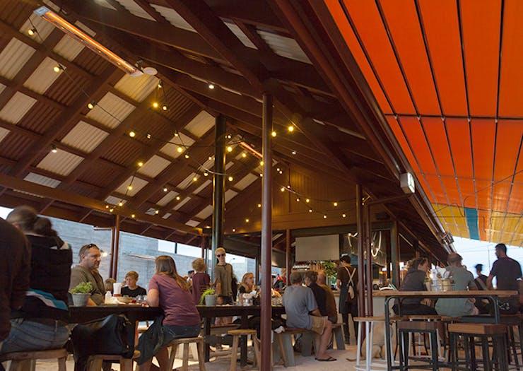 Hallertau Auckland, best beer gardens Auckland, Hallertau menu