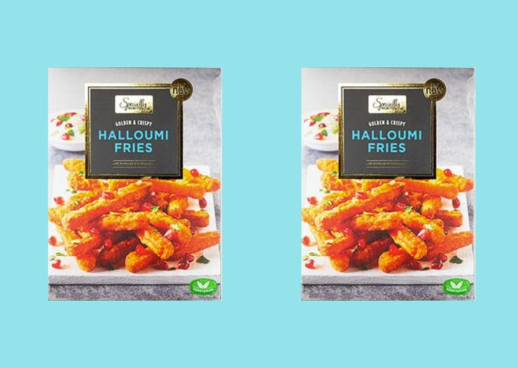 Aldi Just Dropped Halloumi Fries And We Need Them
