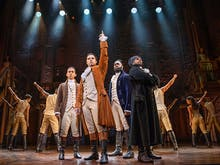 Official Dates For Hamilton's Mammoth Melbourne Season Are Here, And Tickets Go On Sale This Month