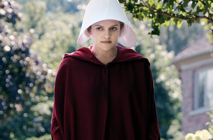 The New Trailer For The Handmaid's Tale Just Dropped