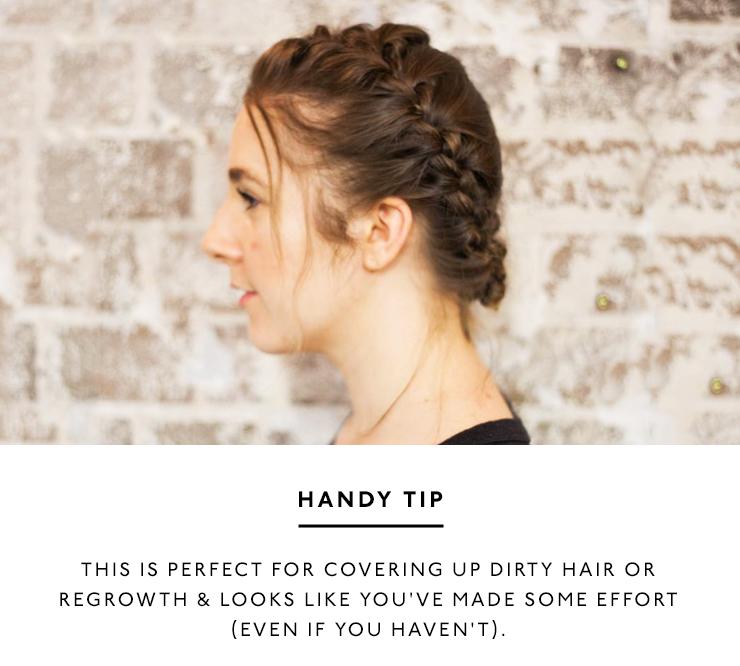 3 ways to style a lob