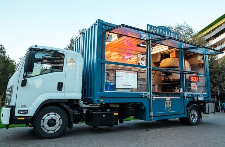 Sydney's best food trucks