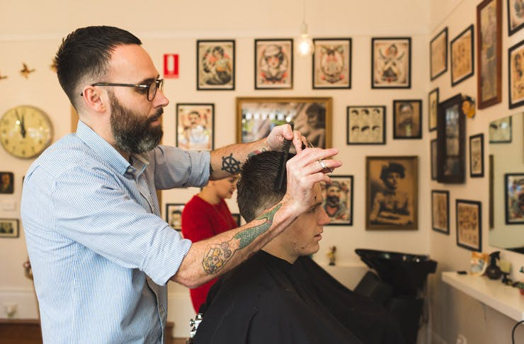Sydney's Best Barbershops