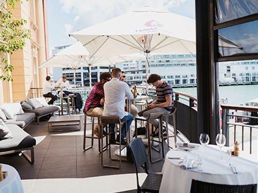 Harbourside Ocean Bar Grill, Auckland